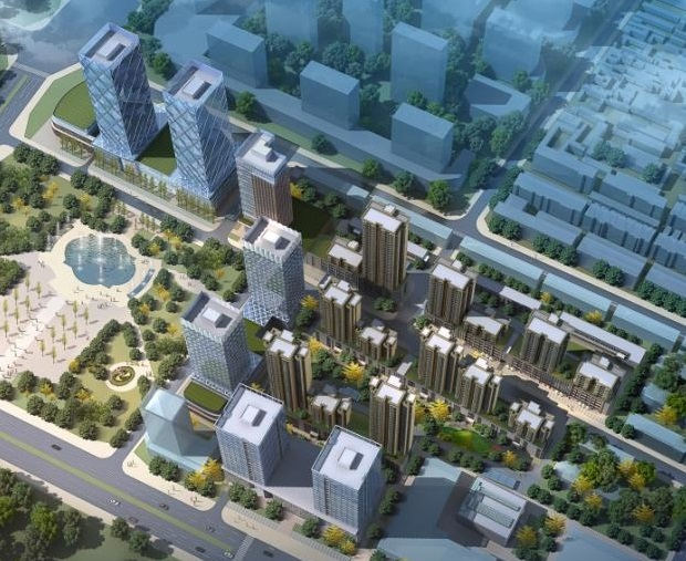 新世纪城央广场